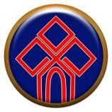Талисман-наклейка  славянская объемная №116 Чур