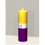 """Магическая свеча """"Делай, как я говорю"""", 14см"""