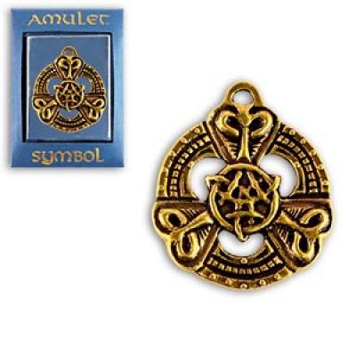 Амулет The Cult! № 43 Кельтский трискель